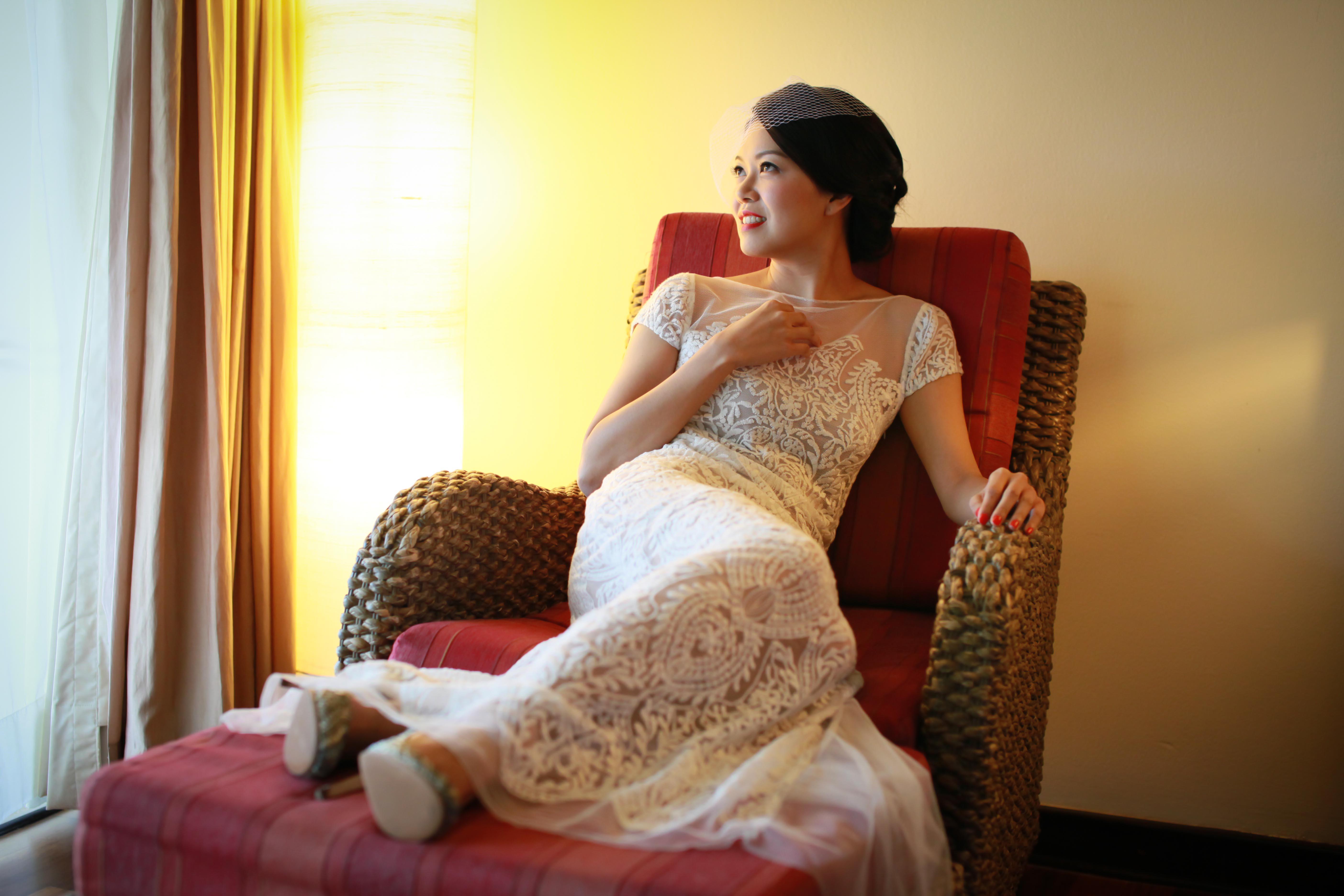 Sneak Peek - Photo shoot with Jim Liaw in Phuket wearing
