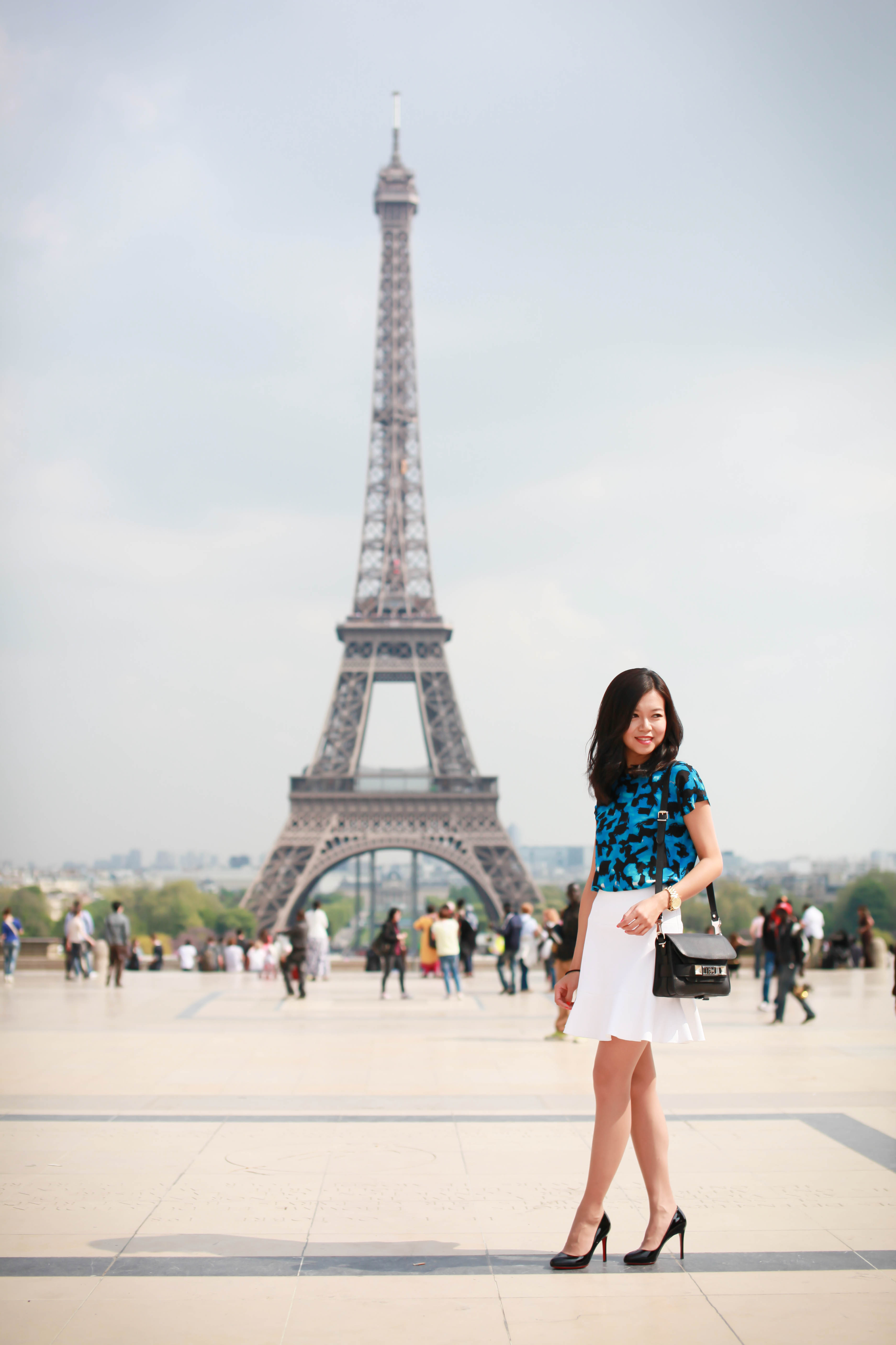 99d33a90abbc Whenever I see the Eiffel tower it always brings back memories of my first  visit to Paris during my uni days with my runners and ...